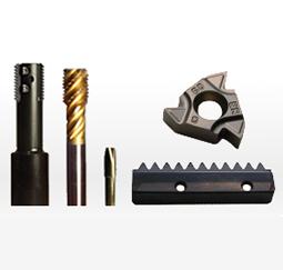 herramientas de rosca